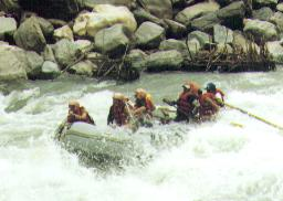 Nepal River Rafting Trips on the Trisuli, Seti, Kali Gandaki, Sun Koshi, Karnali, Bheri, Marsyangdi and Tamur Rivers.